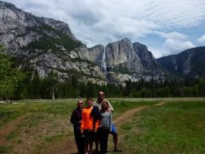 Yosemite Wagoners Abroad