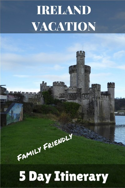 Ireland Vacation 5 day itinerary family friendly and full of fun. Read more on WagonersAbroad.com