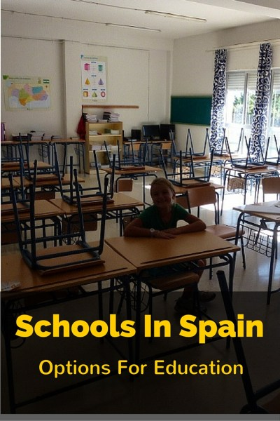 Comparison of Primary School in USA and Spain - Wagoners Abroad