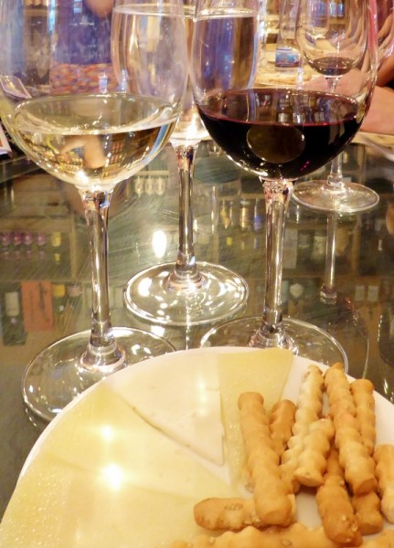 Devour Madrid Food Tour Wine and CheeseDevour Madrid Food Tour Wine and Cheese