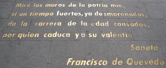 Huertas Neighborhood in Madrid