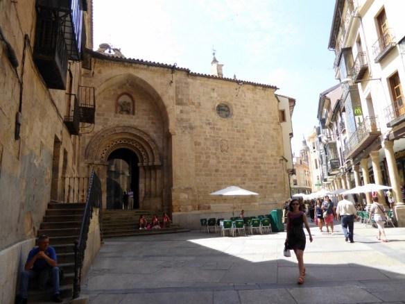 Salamanca City Discovery 48 hour Salamanca Card Iglesia de San Martín Salamanca