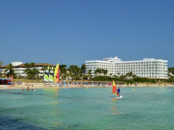 WaterSports Mallorca Windsurfing Lars