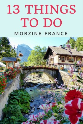 13 Things To Do in Morzine France. This was 1 week of our 8 week Summer Road Trip in Spain and France. Read more on WagonersAbroad.com