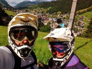Les Gets Downhill-mountain-bike-Alpine-Sports-Morzine