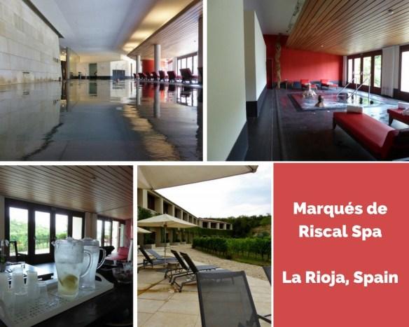Marqués de Riscal Spa La Rioja Spain