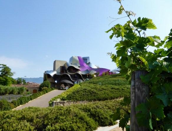 Marques de Riscal hotel La Rioja Spain