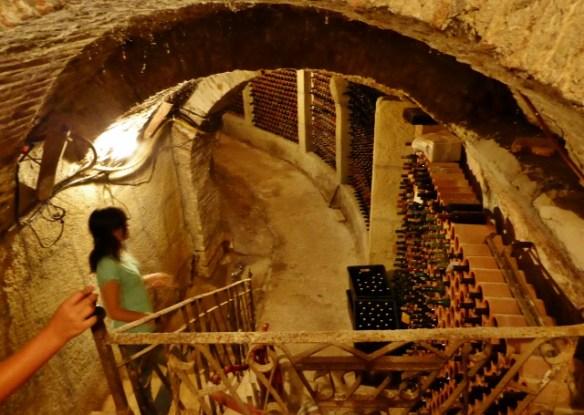 Navarrete Spain - Private Rioja Wine Cellar Tour
