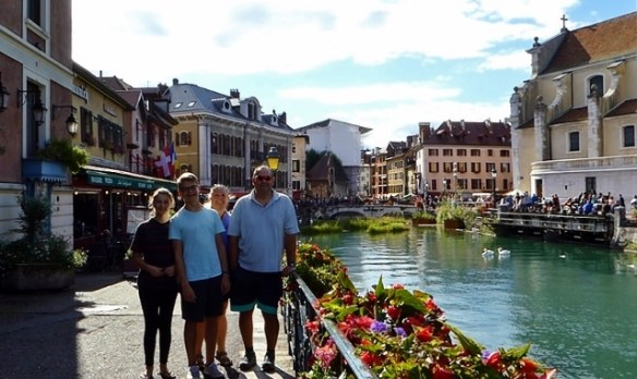 Wagoners Abroad Annecy France