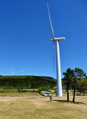 Wind TurbinesWind Turbines Carnota Spain Galicia Carnota Spain Galicia