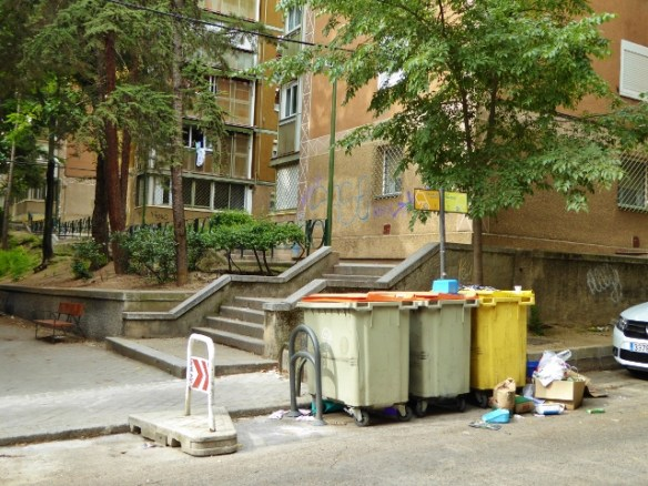 Madrid Apartment neighborhood