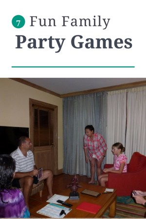 The holidays wouldn't be the same without fun family party games! Read more on WagonersAbroad.com