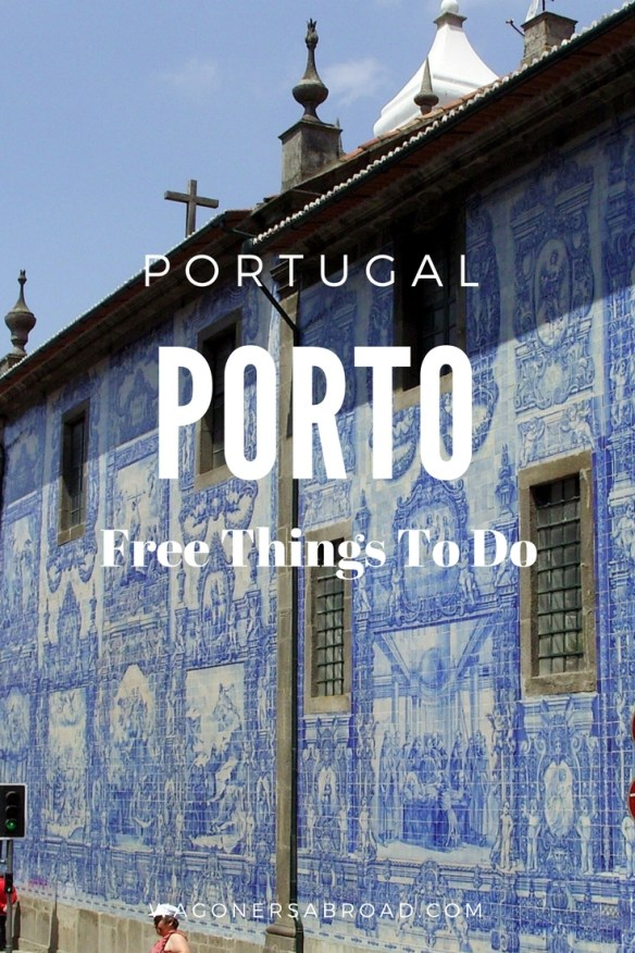 10 Free Things To Do In Porto, Portugal (Oporto) The kids will love it! Yes, I did say Free Things to do in Porto! We were so thrilled to find so many free activities for the kids, we thought we would share them with you. Read more on WagonersAbroad.com