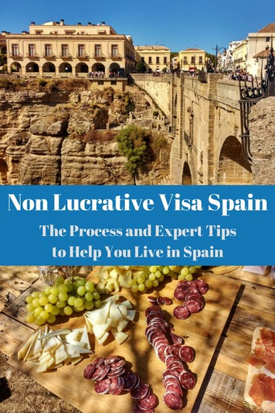 non lucrative visa Spain - Applying for the non lucrative visa Spain? We can help! The process can be time consuming. We share our tips to help you through the process. Read more on WagonersAbroad.com