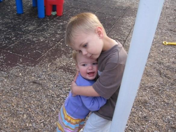 Lars-giving-Anya-a-hug