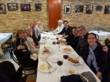 Pueblo-Espanol-Group-Dinner-in-Salamanca