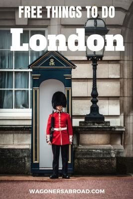 Family travel can be expensive, especially in London.Here are ourtop 5 freethings to do in London with kids! They will love it! Read more on WagonersAbroad.com