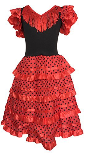 flamenco dress for kids