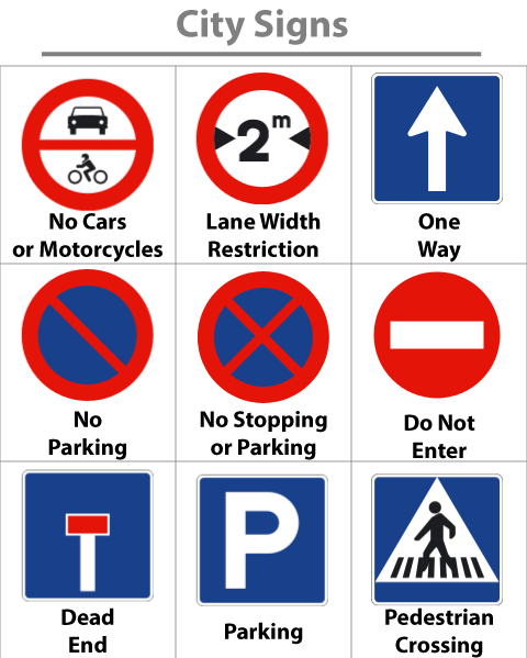 Spanish-Road-Signs-City-Signs