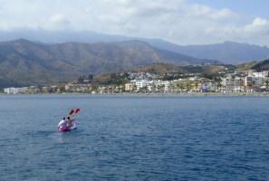 Synchronized paddling