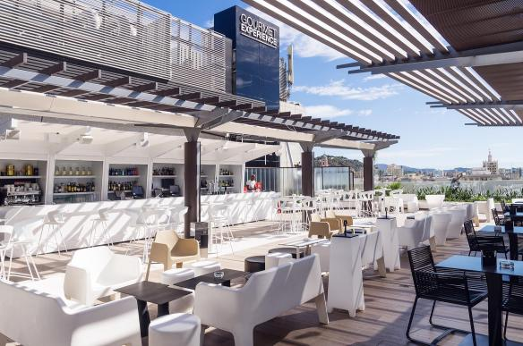 Terrazas Rooftop Bar Malaga The List To Keep Wagoners