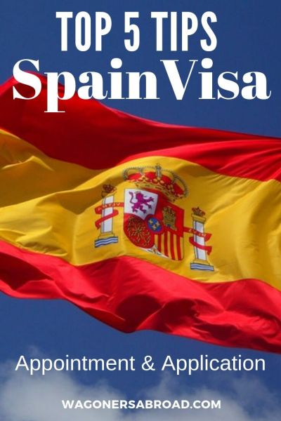 So you want to live in Spain?  Do you need a visa? Top tips for your Spain visa appointment at the nearest Spanish Consulate or Embassy. Read more on WagonersAbroad.com
