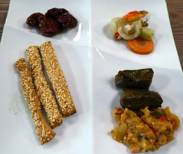 Athens cooking class greek food