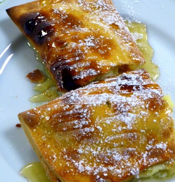 dessert, Greek Milk Pie