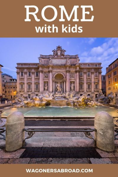 So you have planned a trip to Rome with kids and are worried about them having a good time. Here are some great things to do and many can be free.  Read more on WagonersAbroad.com