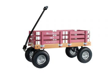 Pink All Terrain Wagon