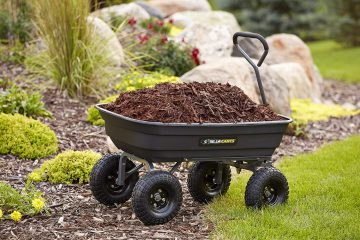 gorilla garden cart dumping WagonWorld - Outdoor Toy Reviews and Buying Advice
