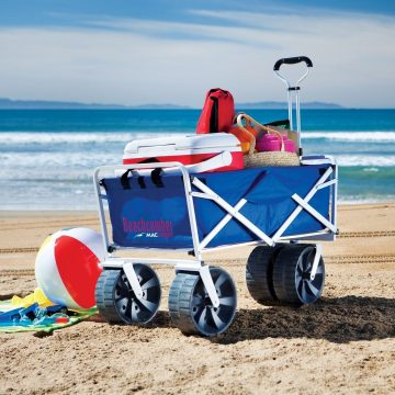 best beach wagons for soft sand