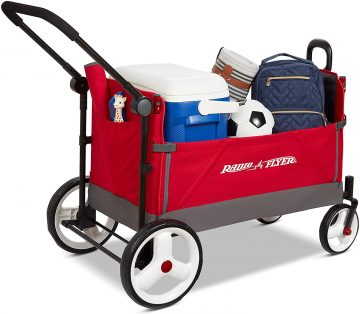 Radio Flyer Red Stroller Wagon