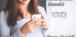 Smartphone Mewah Dengan harga murah