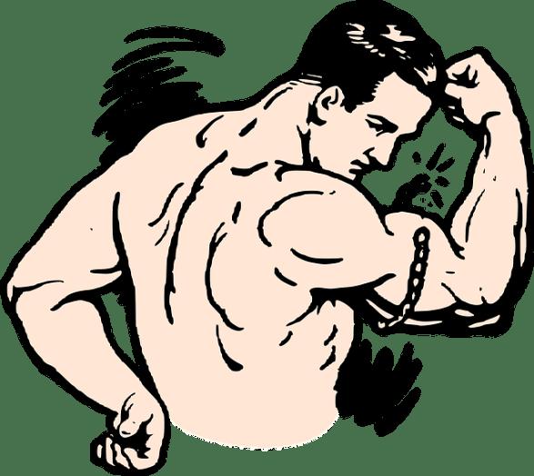 Melatih Otot Besar Untuk Mengecilkan Perut