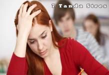 7 Tanda Yang Tampak Pada Orang Stres