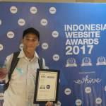 Wahbanget Raih Penghargaan Iwa 2017 Founder Wahbangetcom