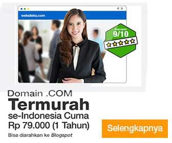 Hosting termurah dan terbaik di indonesia