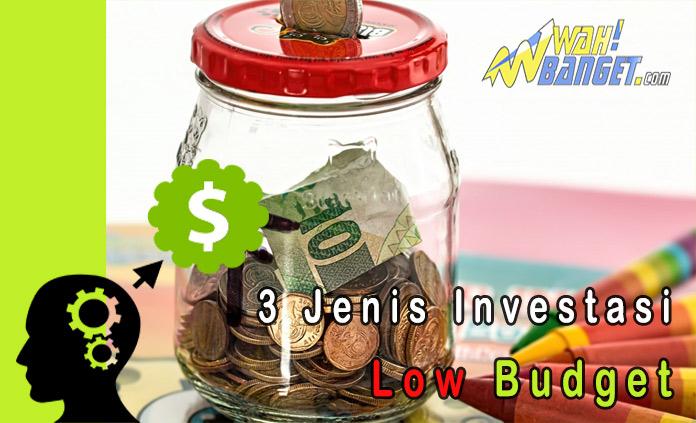 3 Jenis Investasi Yang Terjangkau Dan Cocok Bagi Kita Sebagai Pemula Wahbanget.com