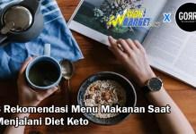 3 Rekomendasi Menu Makanan Saat Menjalani Diet Keto