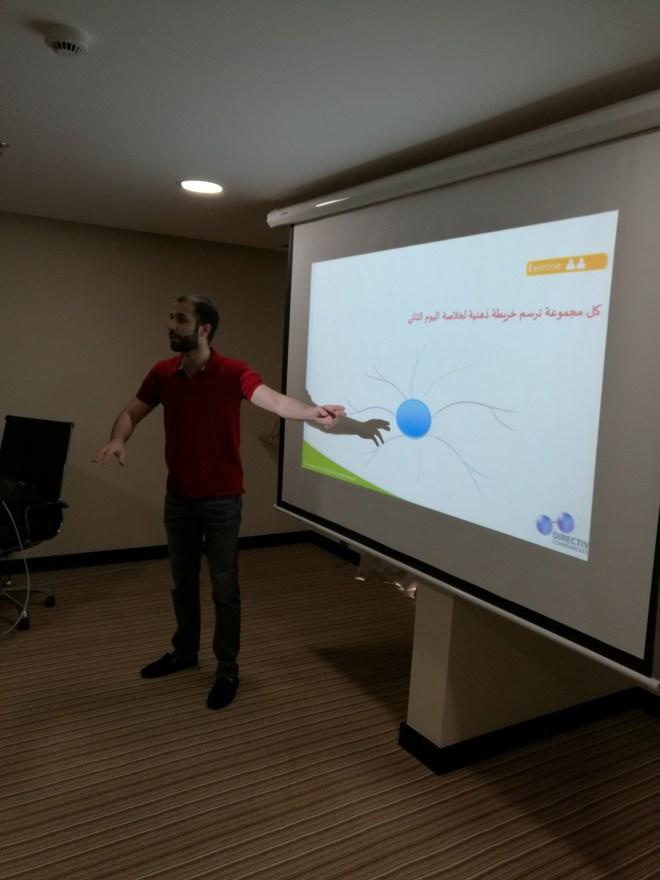 The Hero's Way is the way ahead – Garmco, Bahrain – Waheed