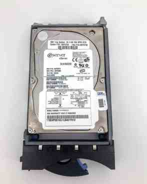 IBM 18GB 15K 3.5″ SCSI HARD DRIVE (06P5758)
