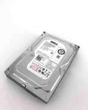 DELL 500GB 3.5″ SATA 3GB/S 7.2K RPM HARD DRIVE (1KWKJ)