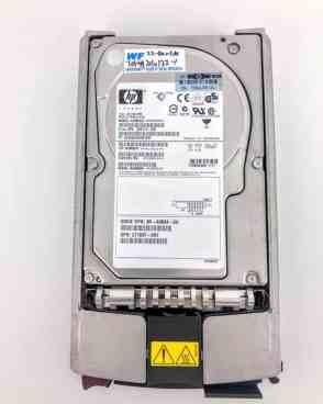 HP 72.8 GB ULTRA320 SCSI 10K RPM HARD DRIVE (289042-001)