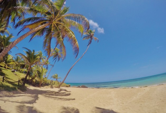 one of the paradises on earth: Corn Islands in Nicaragua