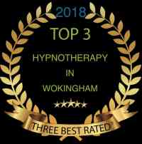 Top 3 Hypnotherapy Award 2018