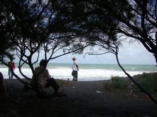 Pantai Kwaru, Bantul, Jogja