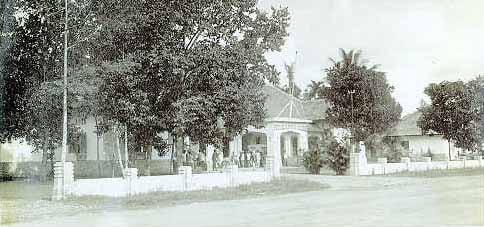 Rumah Sakit Mata dr Yap - 1925