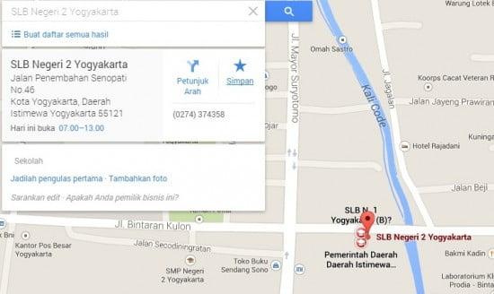 SLB 2 Yogyakarta