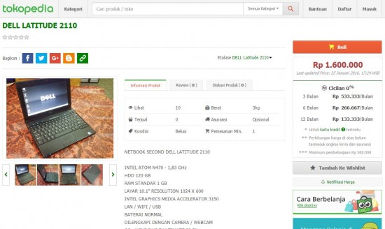 Tokopedia Display 2